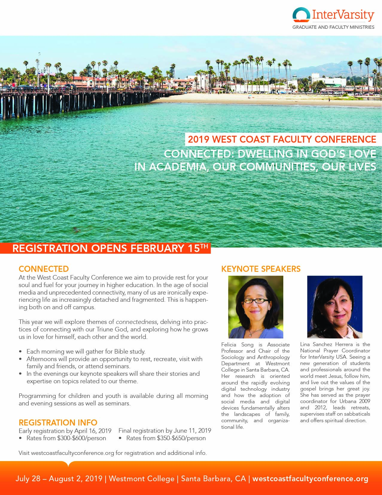 West Coast Faculty Conference