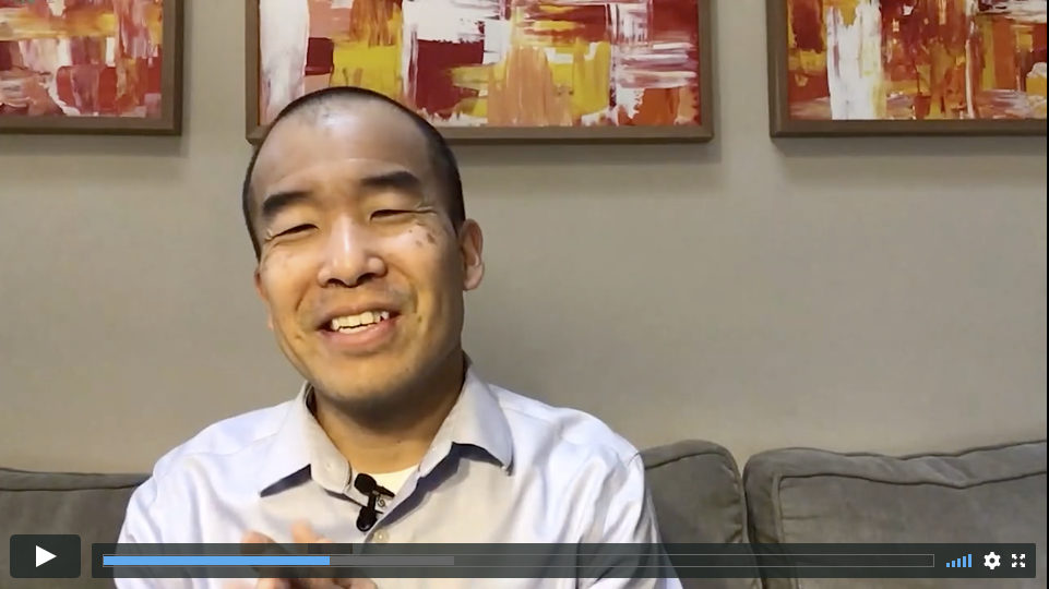 A message from InterVarsity President, Tom Lin